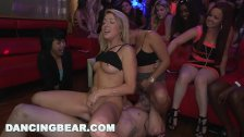 DANCING BEAR – J-Mac and Sean Lawless Sling Dick At A Wild Party